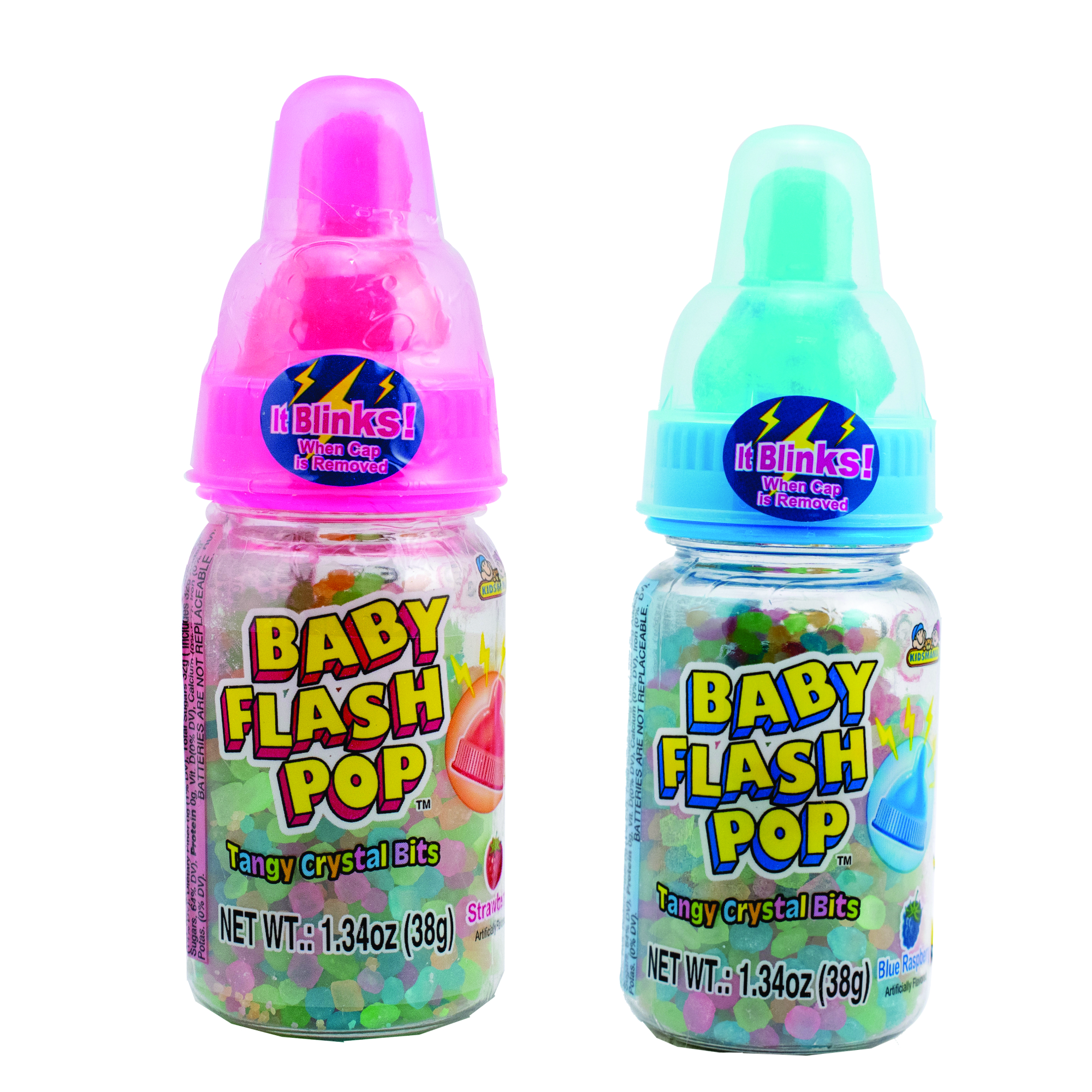 C493 - Baby Flash Pop