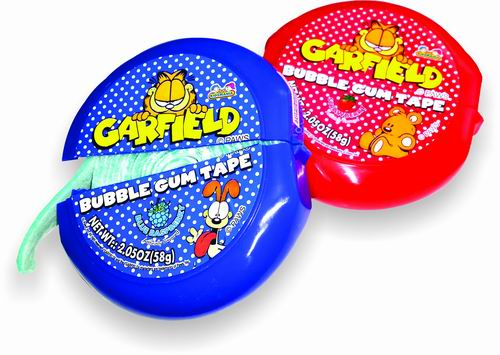 C820 - Garfield Bubble Gumtape