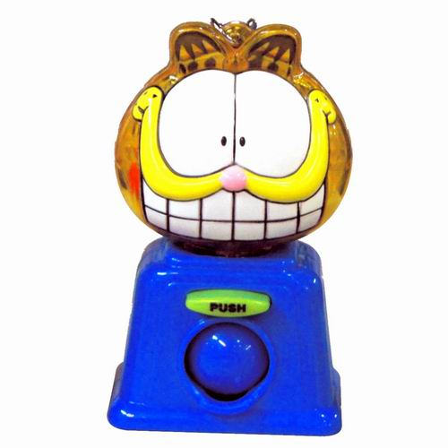 C825 - Garfield Bubble Gum Dispenser